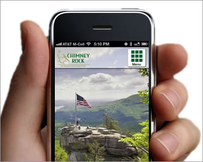 Chimney Rock Park Mobile Site
