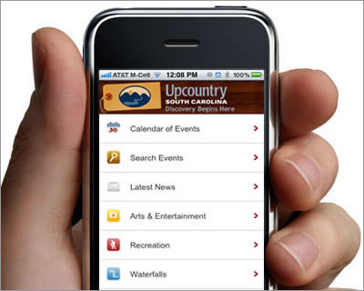 Upcountry South Carolina Mobile Site