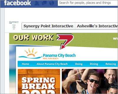 Synergy Point Facebook Like Campaign