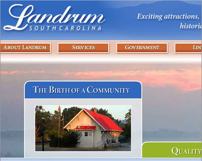 Landrum South Carolina